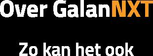 Title Text Over GalanNXT