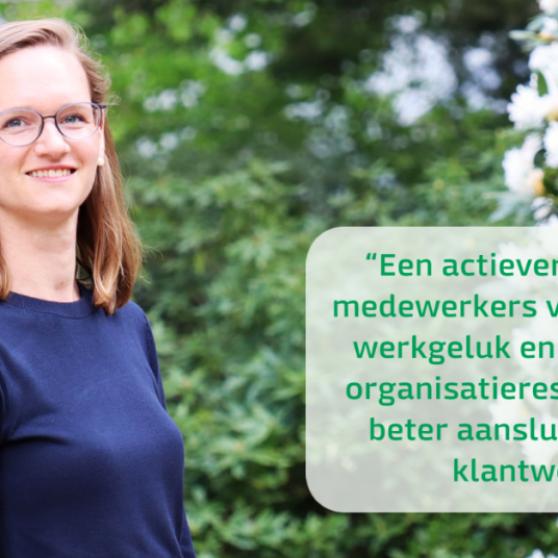 Met agile werken vergroot Marit de potentie en creativiteit van medewerkers
