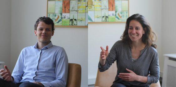 Tim en Eva aan het woord over ons ontwikkelprogramma